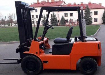 Forklift Balkancar